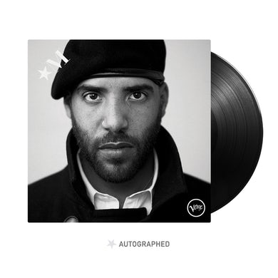 Miles Mosley Uprising Autographed Vinyl