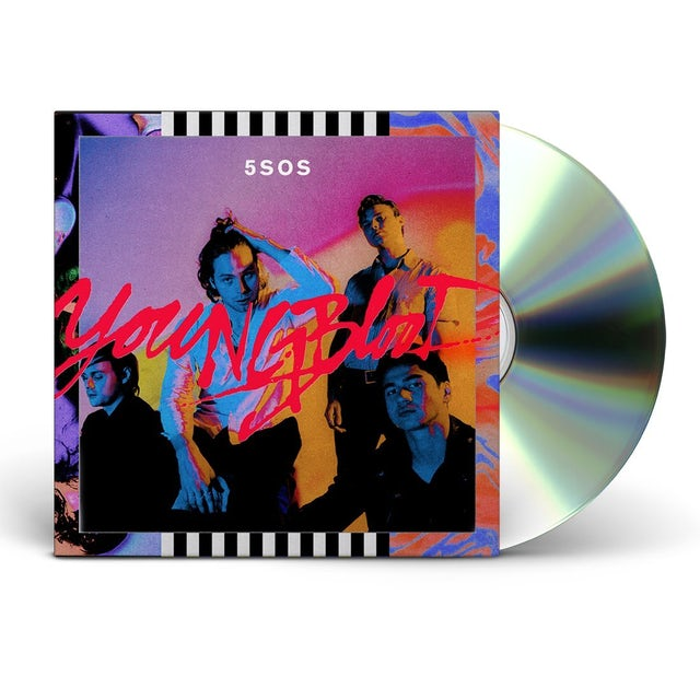 5 Seconds Of Summer Youngblood Standard CD