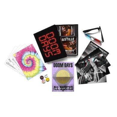 Bastille Doom Days Limited Edition CD Box