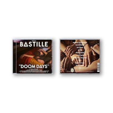 Bastille Doom Days CD