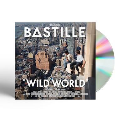 Bastille Wild World CD