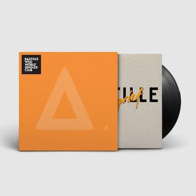 "Bastille SINGLES CLUB: ""Good Grief"" 7"" Single And Slipcase (Vinyl)"