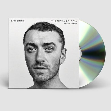 Sam Smith The Thrill Of It All CD (Special Edition)