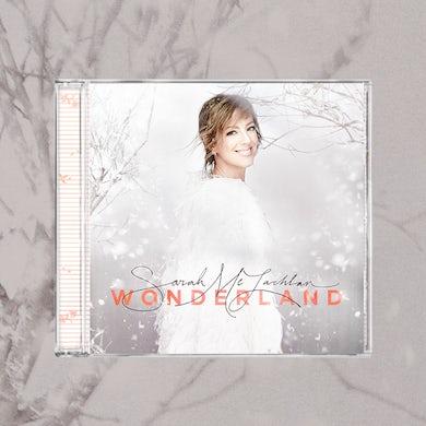 Sarah Mclachlan Wonderland CD