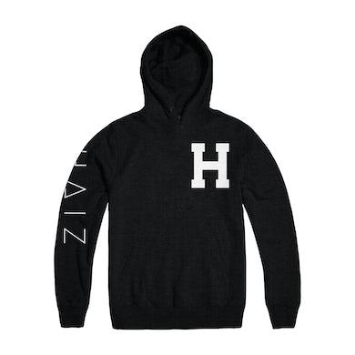 Hailee Steinfeld Black Haiz Pullover Hoodie