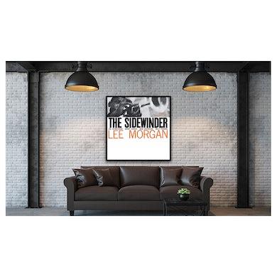 Lee Morgan - The Sidewinder Framed Canvas Wall Art