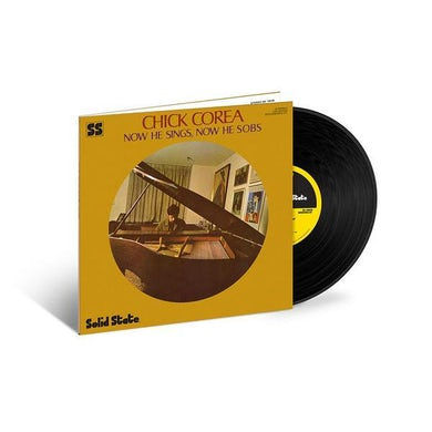 Now He Sings, Now He Sobs LP (Tone Poet Series) (Vinyl)