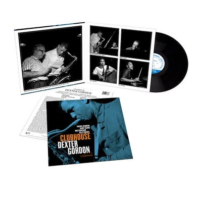Dexter Gordon - Clubhouse LP (Tone Poet Series) (Vinyl)