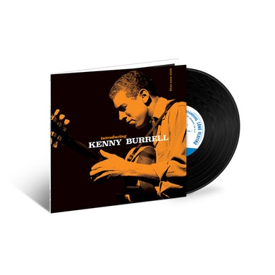 Introducing Kenny Burrell LP (Tone Poet Series) (Vinyl)