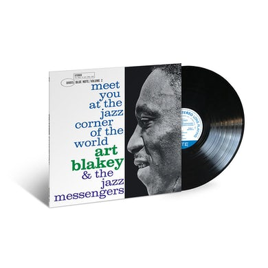 Art Blakey and the Jazz Messengers - Meet You At The Corner of the World Vol. 2 LP (Blue Note 80 Vinyl Edition)