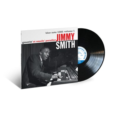 Groovin' At Small's Paradise LP (Blue Note 80 Vinyl Edition)