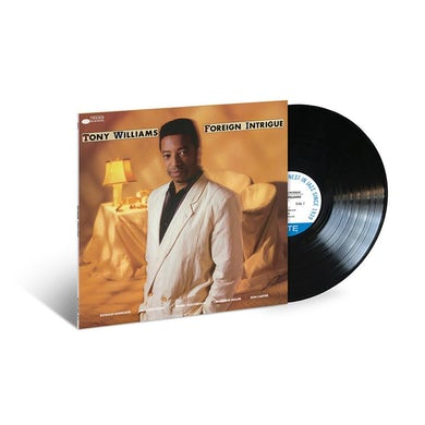 Foreign Intrigue LP (Blue Note 80 Vinyl Edition)