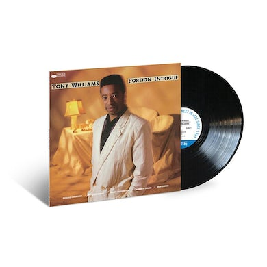 Tony Williams - Foreign Intrigue LP (Blue Note 80 Vinyl Edition)