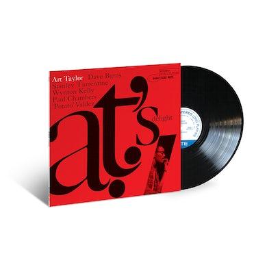 Art Taylor - A.T.'s Delight LP (Blue Note 80 Vinyl Edition)