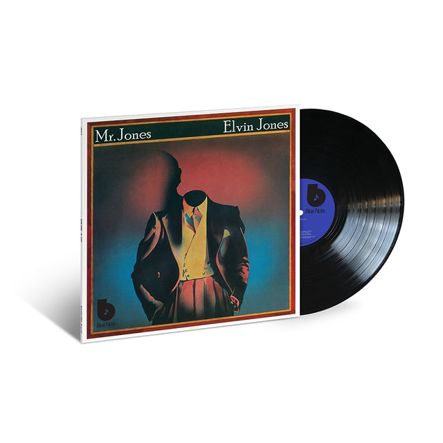 Elvin Jones - Mr. Jones LP (Blue Note 80 Vinyl Edition)