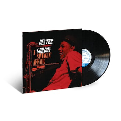 A Swingin' Affair LP (Blue Note 80 Vinyl Edition)