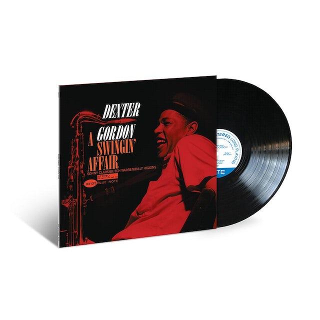 Dexter Gordon - A Swingin' Affair LP (Blue Note 80 Vinyl Edition)