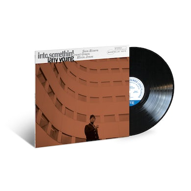Larry Young - Into Somethin' LP (Blue Note 80 Vinyl Edition)