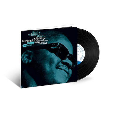 Stanley Turrentine - That's Where It's At LP (Tone Poet Series) (Vinyl)