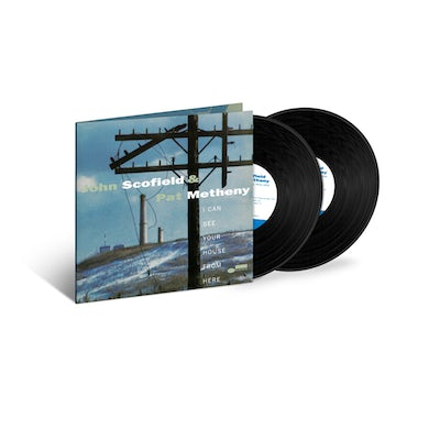 & Pat Metheny - I Can See Your House From Here 2LP (Blue Note Tone Poet Series) (Vinyl)