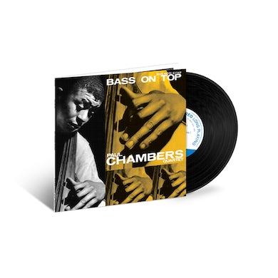 Paul Chambers - Bass On Top LP (Blue Note Tone Poet Series) (Vinyl)