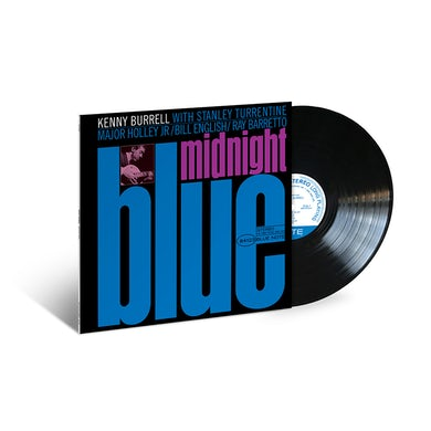 Midnight Blue LP (Blue Note Classic Vinyl Series)