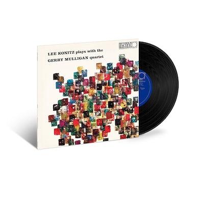 and Gerry Mulligan - Lee Konitz Plays With The Gerry Mulligan Quartet LP (Blue Note Tone Poet Series) (Vinyl)