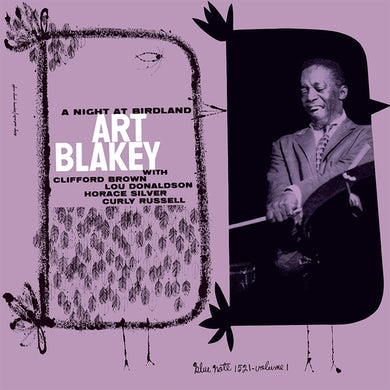Art Blakey Quintet - A Night At Birdland Vol. 1 LP (Vinyl)