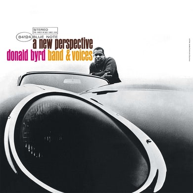 Donald Byrd - A New Perspective LP (Vinyl)