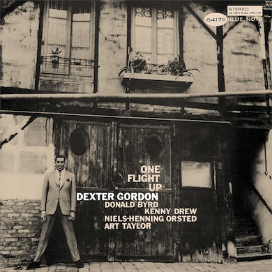 Dexter Gordon - One Flight Up LP (Vinyl)