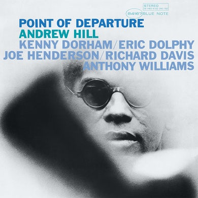 Point of Departure LP (Vinyl)