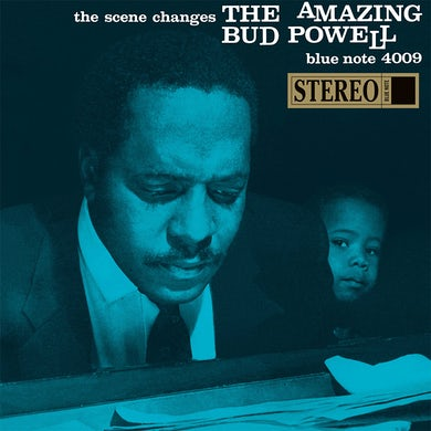 The Scene Changes: The Amazing Bud Powell Vol. 5 LP (Vinyl)