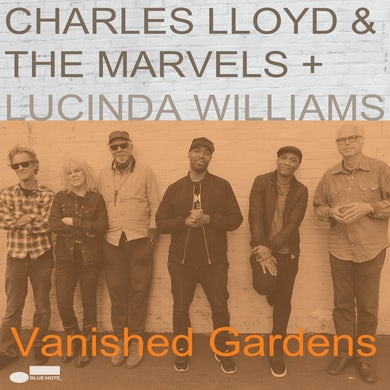 The Marvels –  Vanished Gardens (feat. Lucinda Williams)