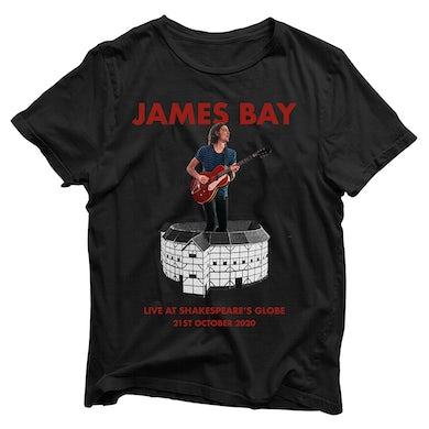 James Bay Globe T-Shirt