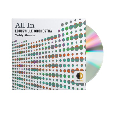 The Louisville Orchestra All In - CD