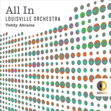 The Louisville Orchestra All In Autographed CD Booklet