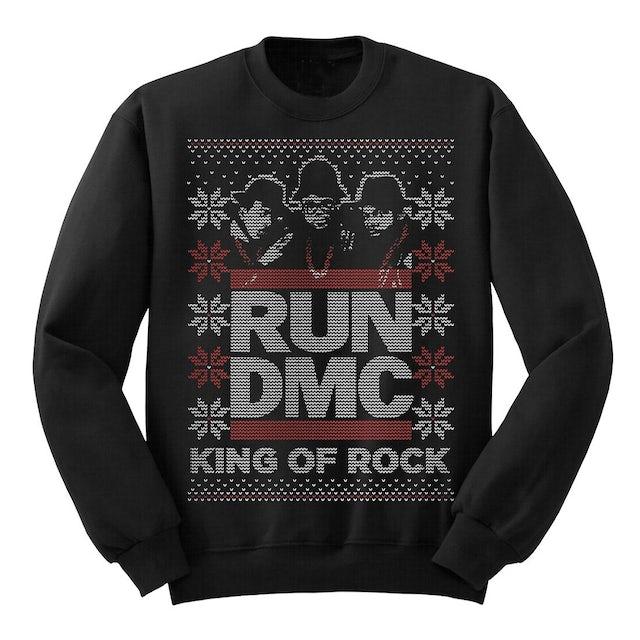 Run DMC Holiday Crewneck Sweatshirt