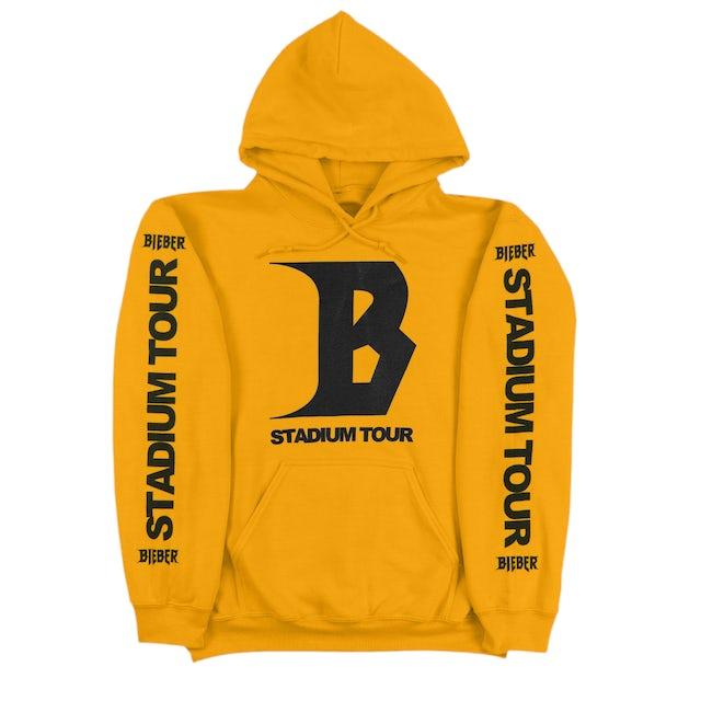 Justin Bieber Stadium Tour Hoodie