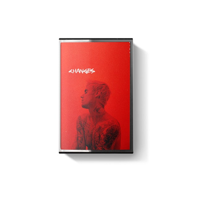 Justin Bieber Changes Cassette