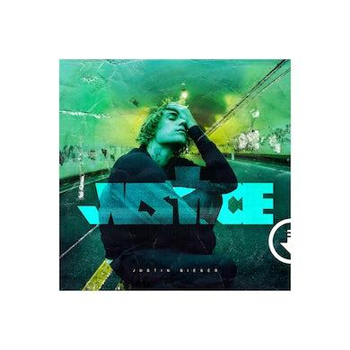 Justin Bieber    JUSTICE DIGITAL ALBUM
