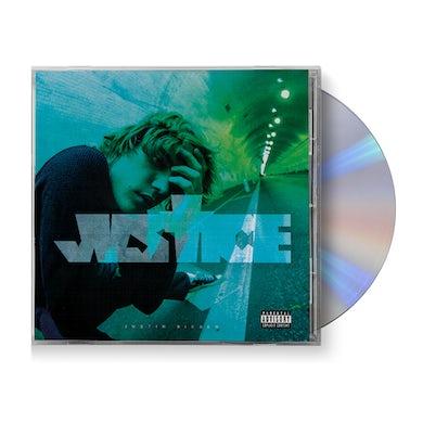 Justin Bieber    JUSTICE ALTERNATE COVER I CD
