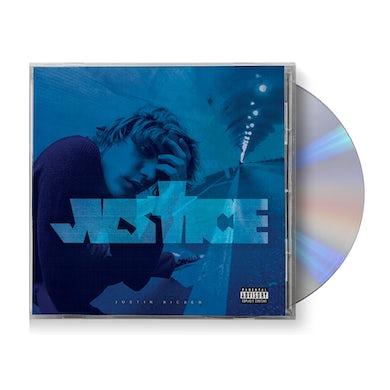 Justin Bieber    JUSTICE ALTERNATE COVER III CD