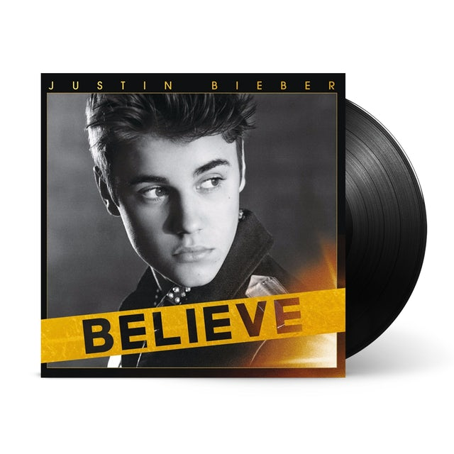 Justin Bieber Believe LP (Vinyl)