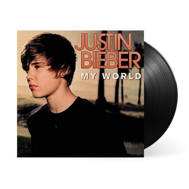 Justin Bieber My World LP (Vinyl)