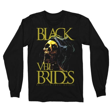 Black Veil Brides Re-Stitch These Wounds Long Sleeve