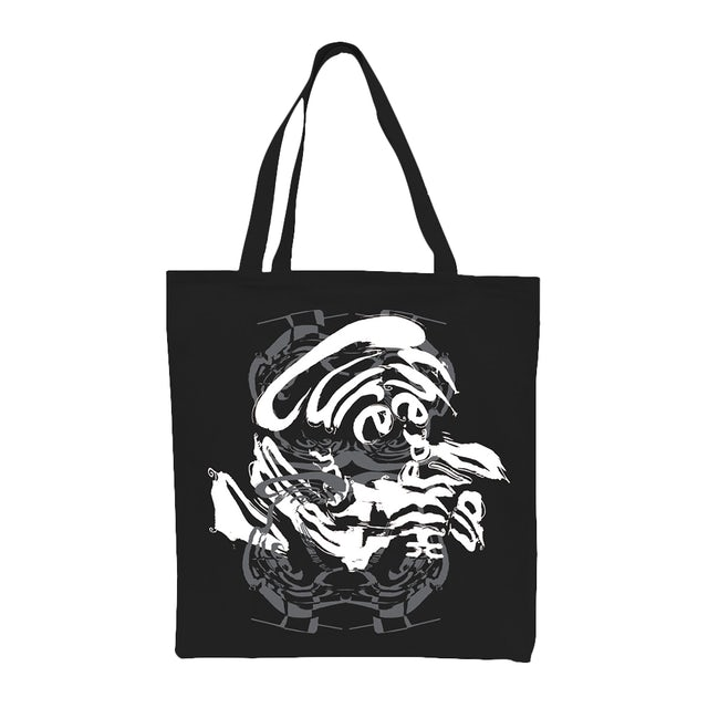 The Cure Mixed Up Black Tote