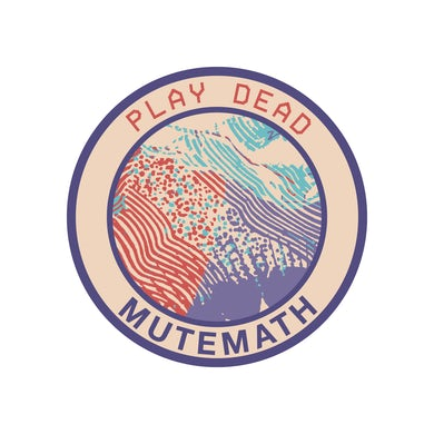 Mutemath Streaks Patch (1st of 4)