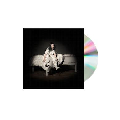 Billie Eilish 'WHEN WE ALL FALL ASLEEP, WHERE DO WE GO?' CD