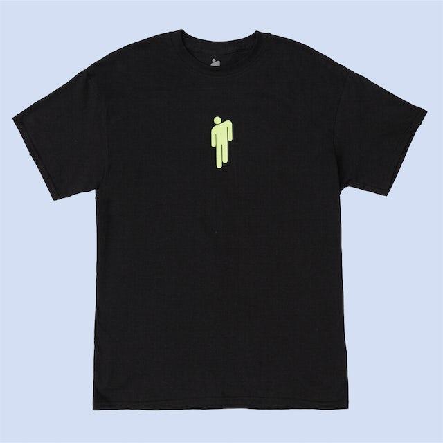 Billie Eilish BE Glow In The Dark T-Shirt + Digital Album