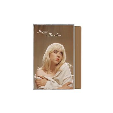 Billie Eilish 'Happier Than Ever' Exclusive Brown Cassette